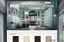 Сайт дверей Софья